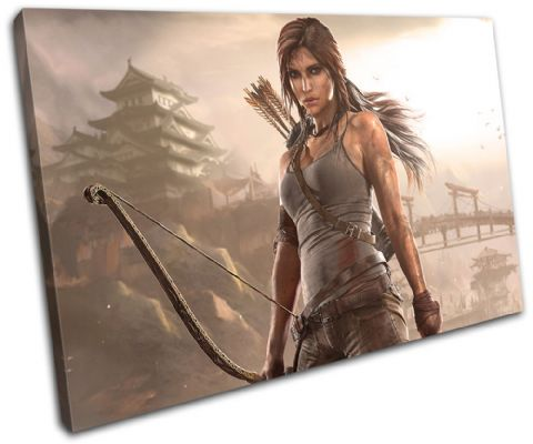 Tomb Raider Lara Croft Gaming - 13-1766(00B)-SG32-LO